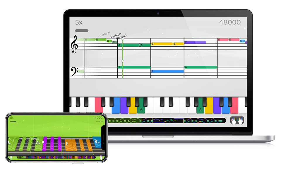 Learn Guitar, Piano, Ukulele With The Songs you Love | Yousician